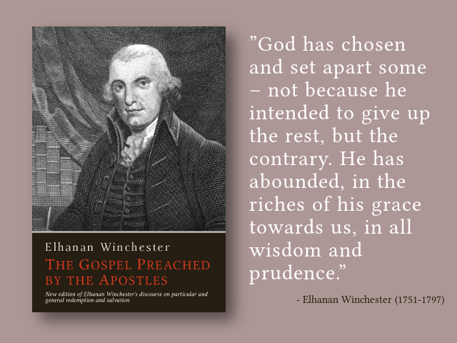 The Gospel Preached by the Apostles